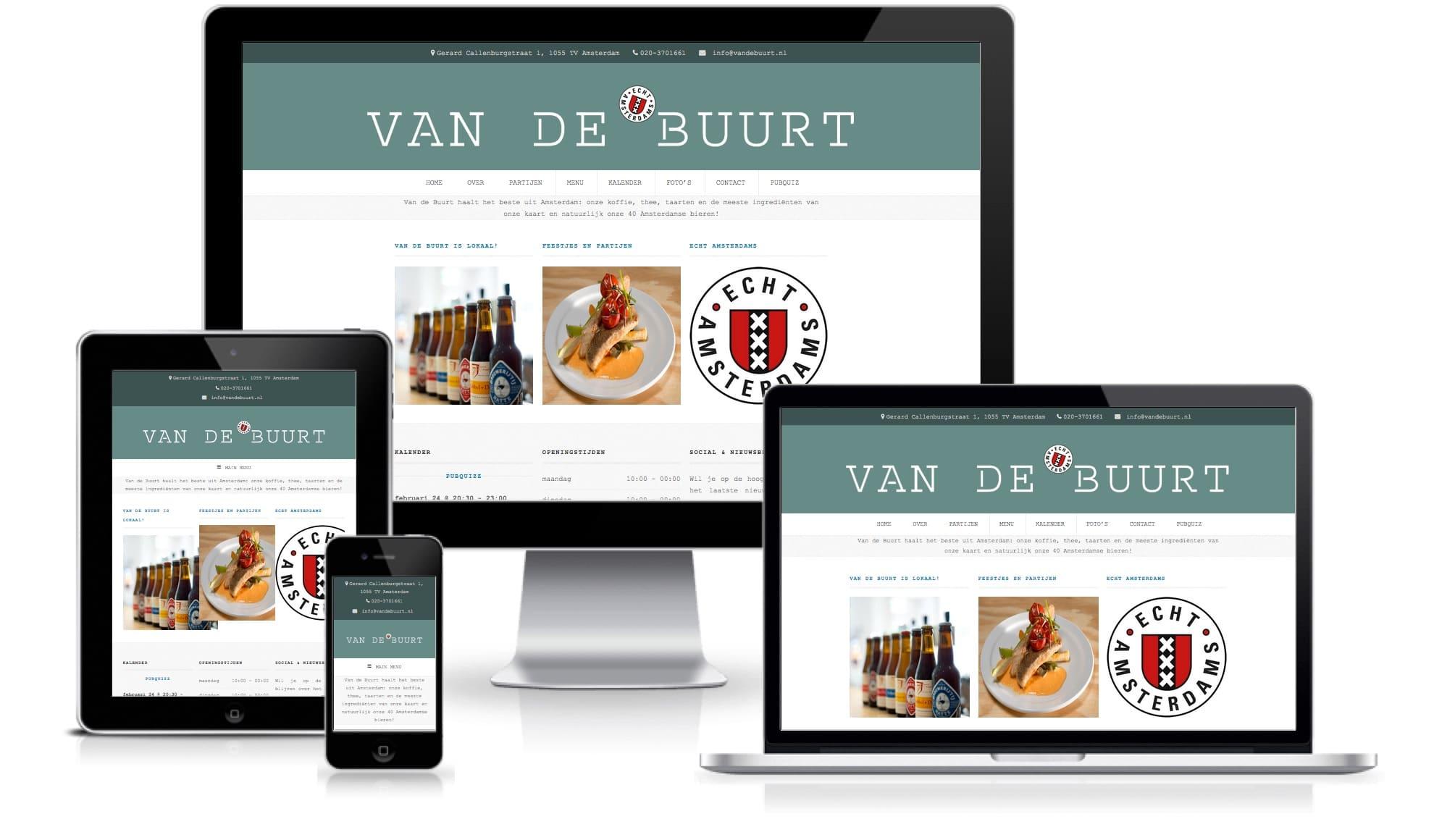 Restaurant Van de Buurt